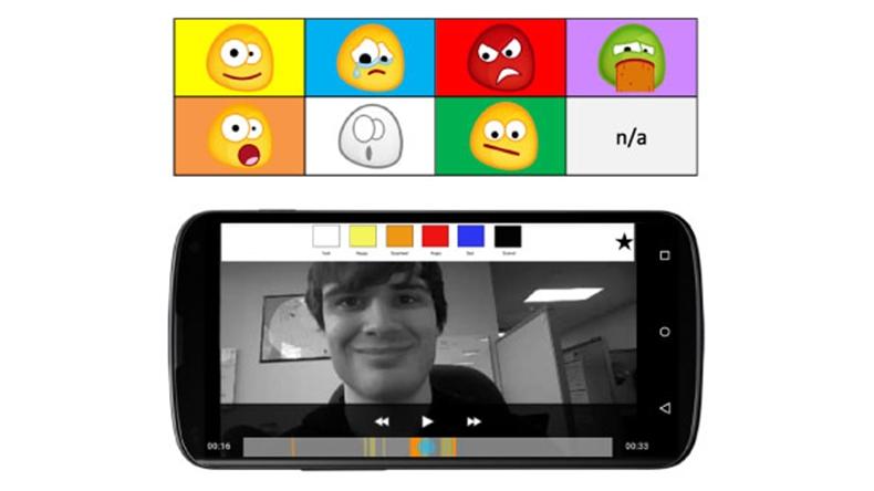 Google Glass otizmli çocuklar