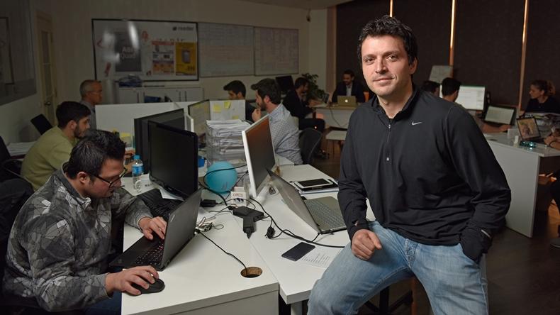 Reeder CEO'su Uygar Saral