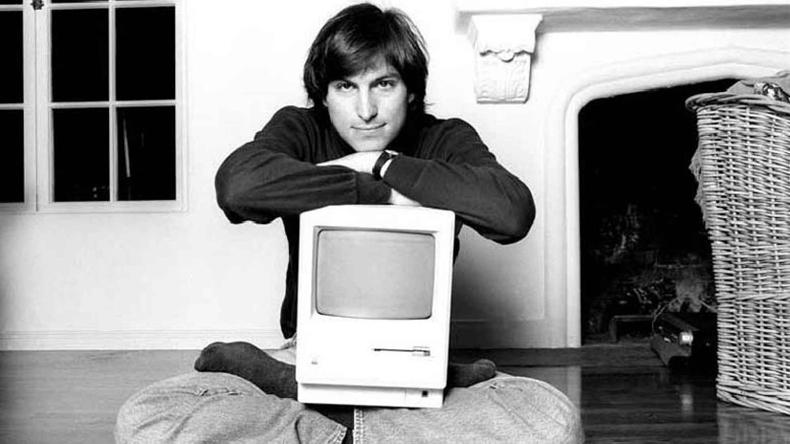 Steve Jobs eski fotoğrafları