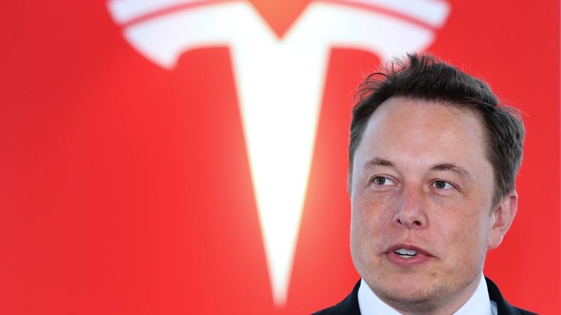 Tesla musk
