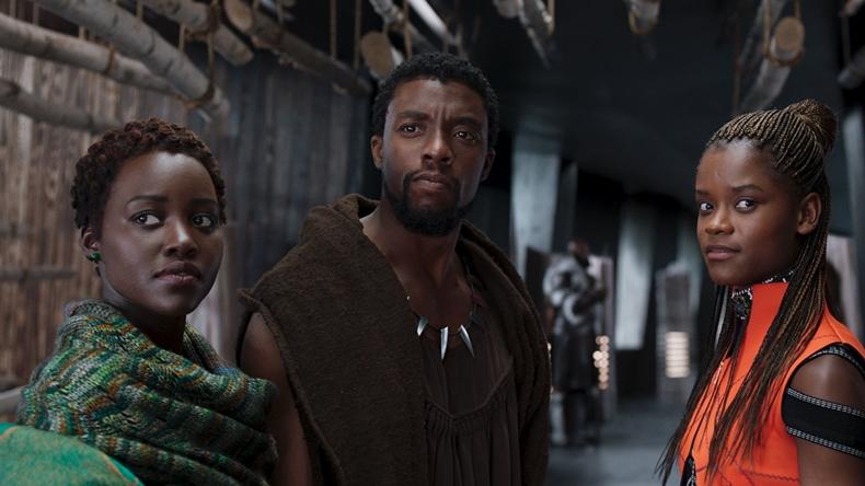 Wakanda'nın Kralı Black Panther