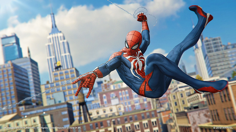 Spider-Man Görsel
