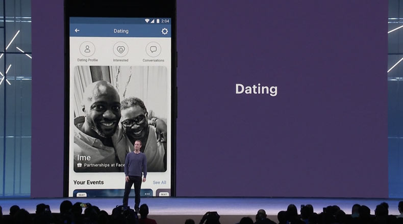 Facebook Dating Uygulamasını Test Ediyor 2