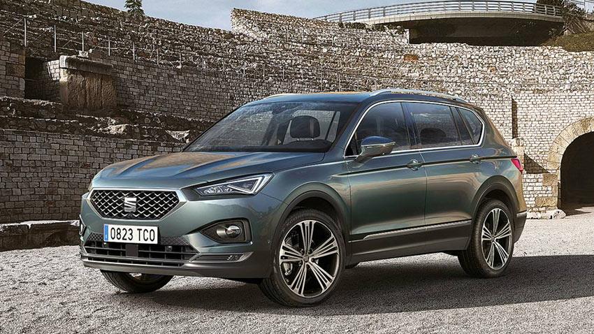 Seat Yeni SUV Tarraco Tanıtıldı 1