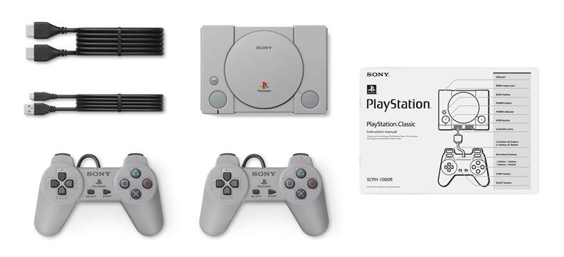 PlayStation 1 mini
