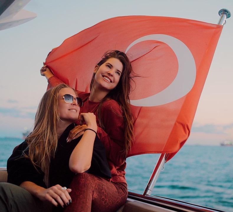 Amanda Cerny Türkiye