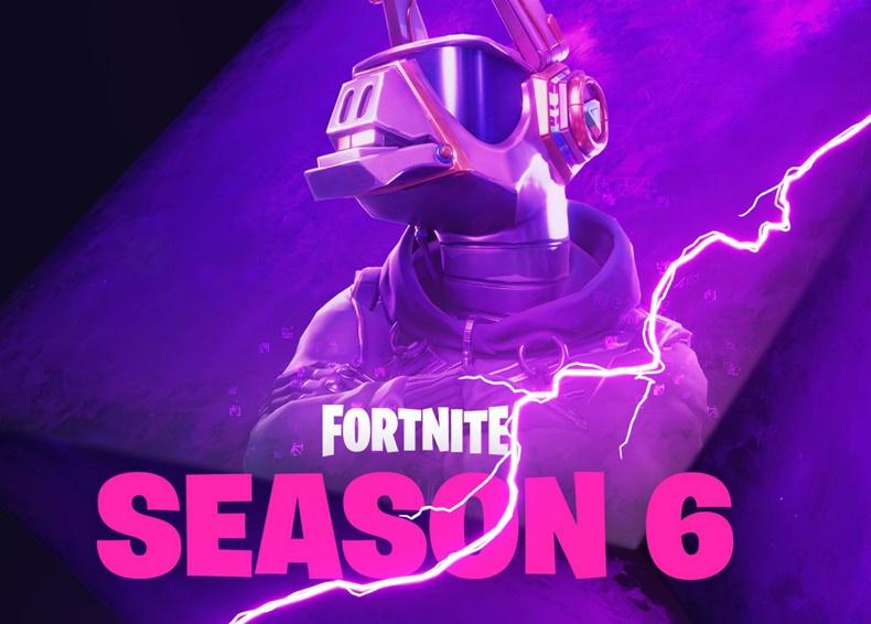 Fortnite 6. sezon