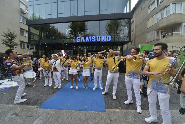 Samsung Türkiye mağaza 2