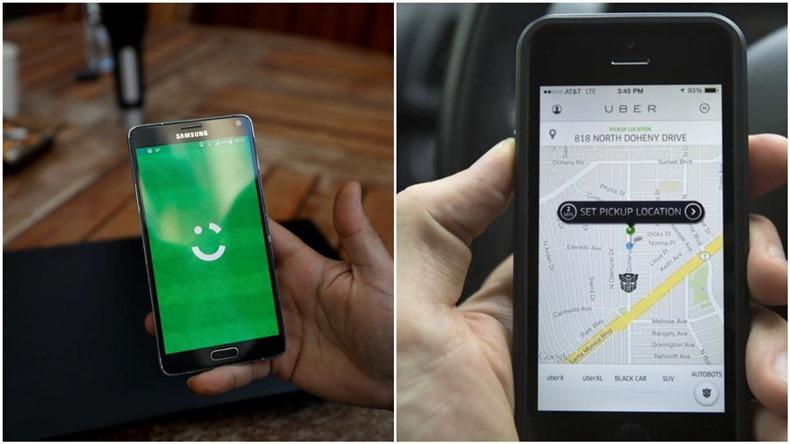 Uber Careem milyar dolar