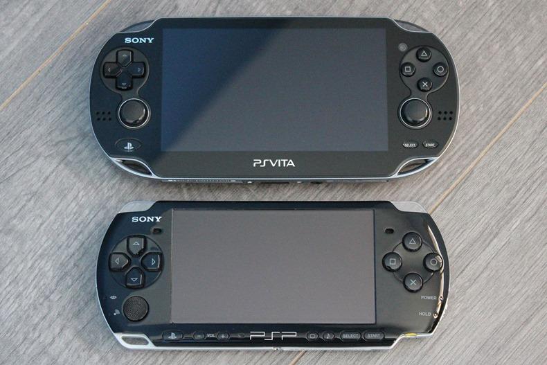 Vita ve PSP