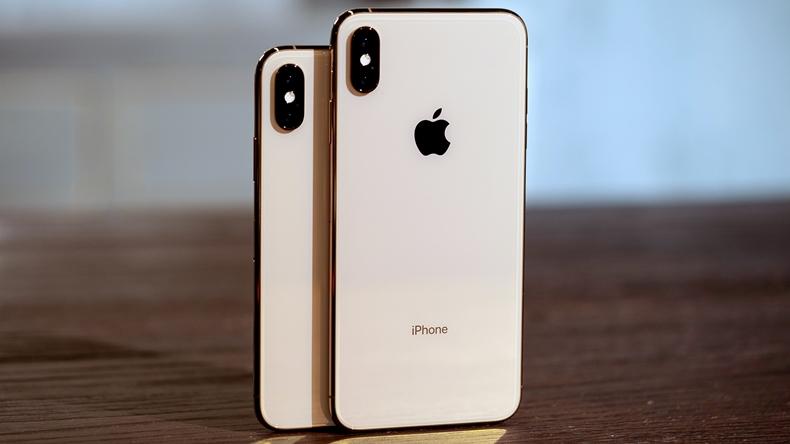 iPhone XS Max kutu açılışı