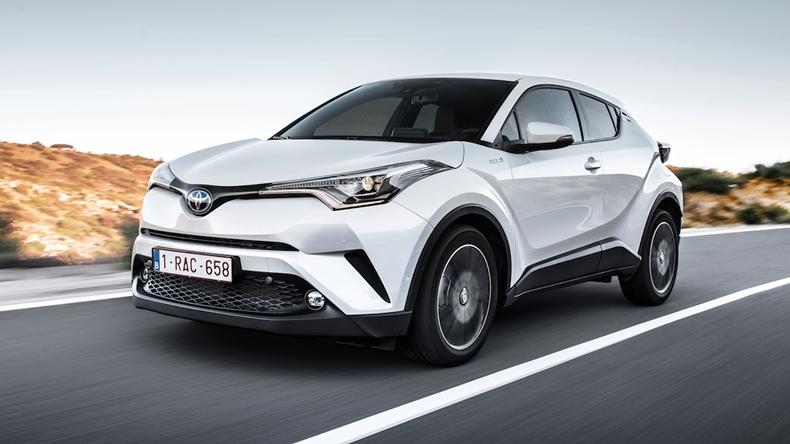 Toyota C-HR hibrit