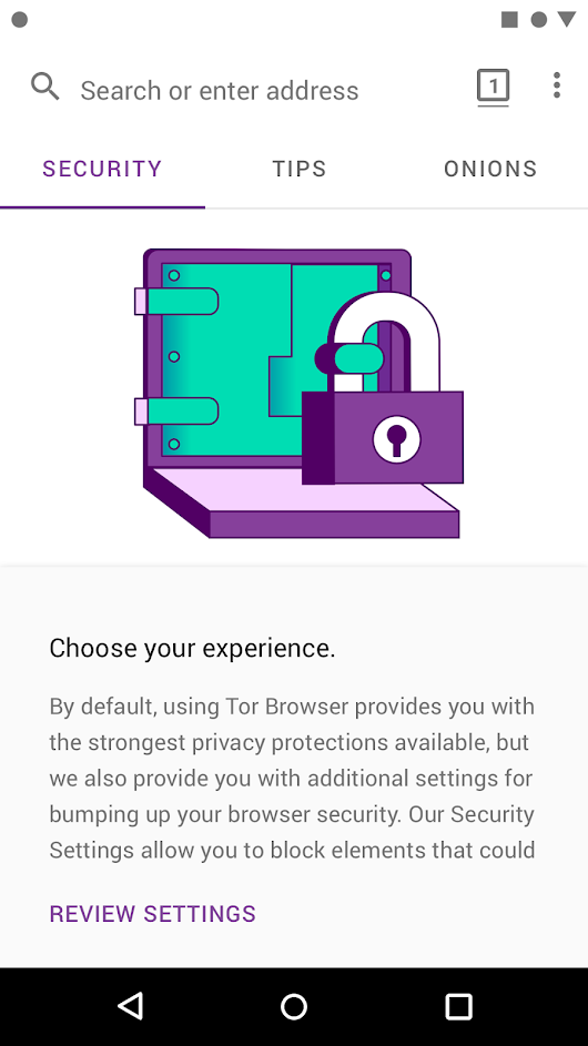 Tor Browser Apk