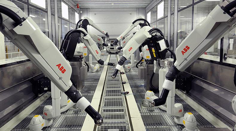 ABB Yeni Fabrikasında Robotlar Robot Üretecek 2