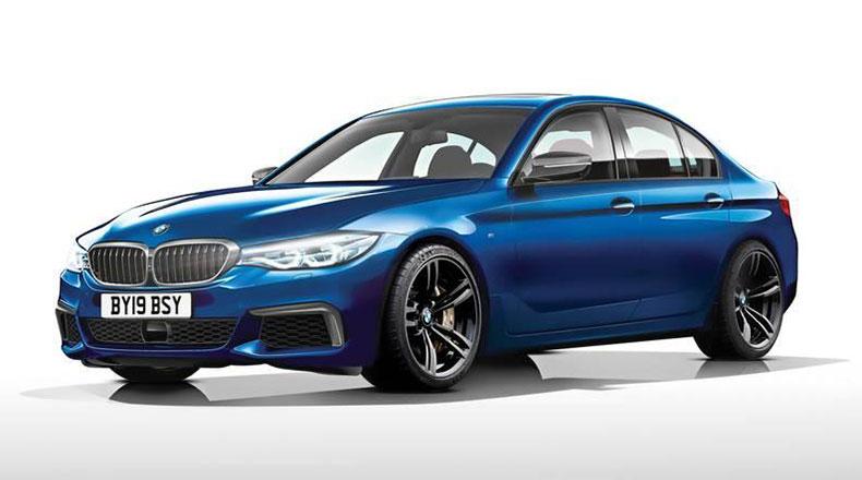 2019 BMW 3 Serisi Sedan