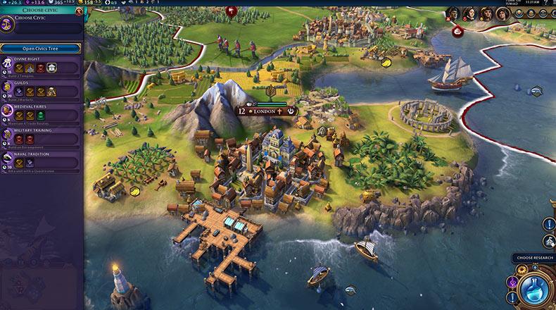 CivilizationVI iPhone Versiyonu Geldi 2