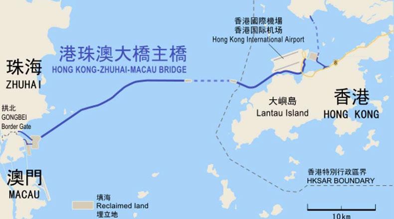 Dünyanın Deniz Üzerine İnşa Edilen En Uzun Köprüsü 2