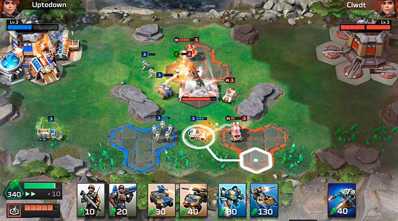 EA Command Conquer Rivals Geliş Tarihi 2