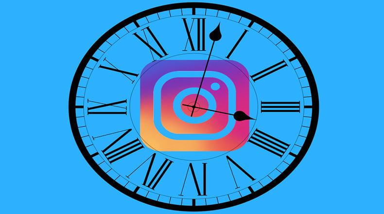 Instagram Paylaşımlarında Zamanlama 2