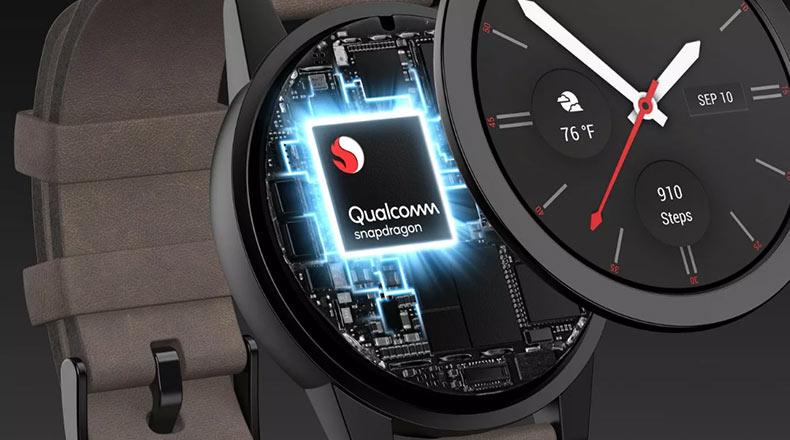 Qualcomm Yeni Nesil İşlemcisi İlk Akıllı Saat 2