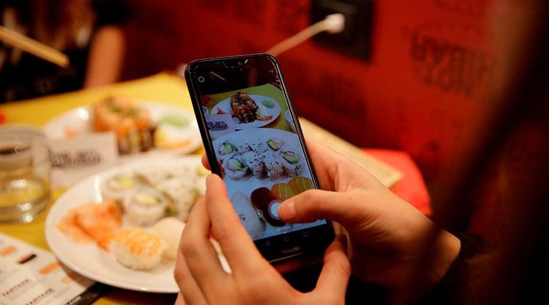 Restoranda Instagram Takipçi Sayısına Göre Ödeme 2