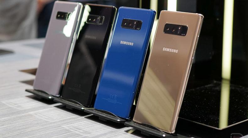 Samsung Galaxy Note 9 Türkiye İndirim 2