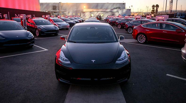 Tesla Model 3 Üretiminde Tarihi Başarı 2