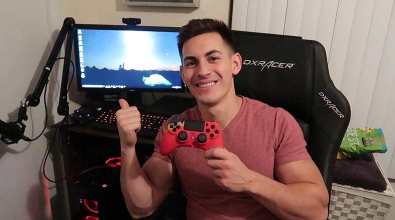 Ünlü E Spor Oyuncusu YouTuber 2