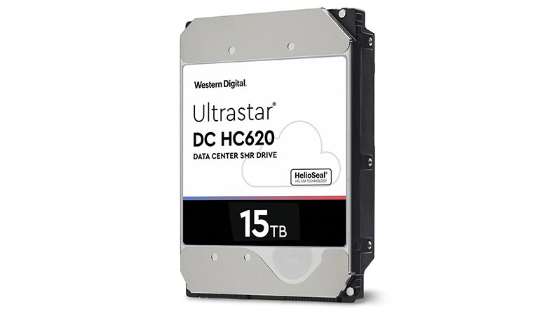Western Digital 15TB Sabit Disk 2