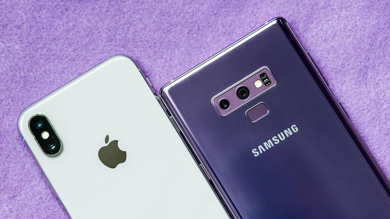 Samsung ve Apple telefon yavaşlatma