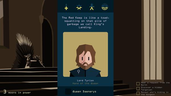 Reigns Game Of Thrones Indir Rol Yapma Oyunu Tamindir