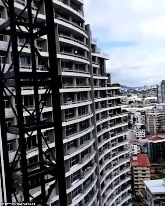 Panama selfie kazası 1
