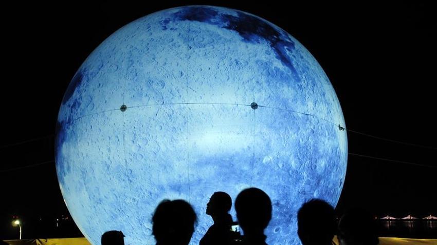 Çin yapay ay projesi