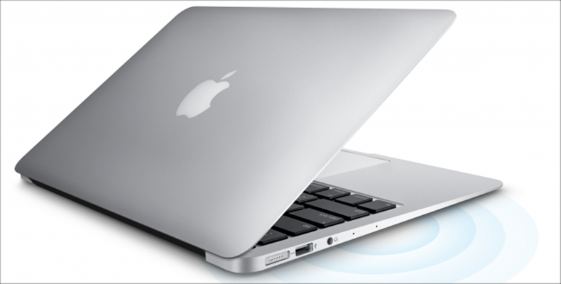Yeni retina macBook air