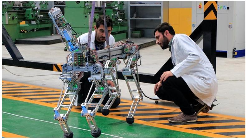 akınsoft robot