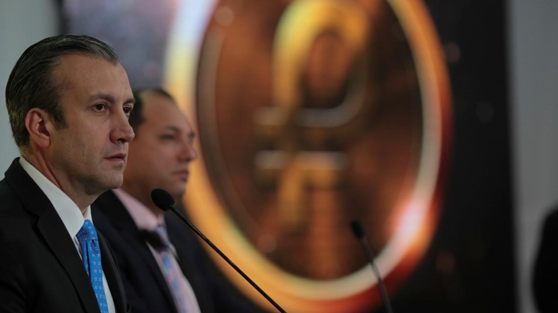 Venezuela'da Ekonomiden Sorumlu Devlet Başkan Yardımcısı Tareck El Aissami