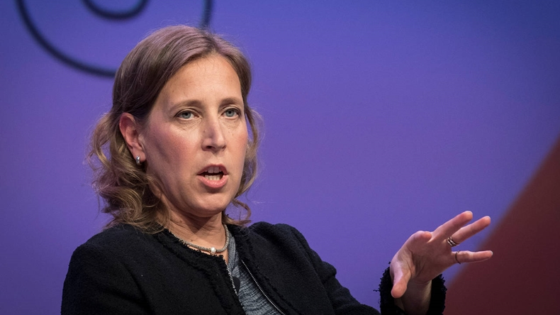 YouTube CEO'su Susan Wojcicki