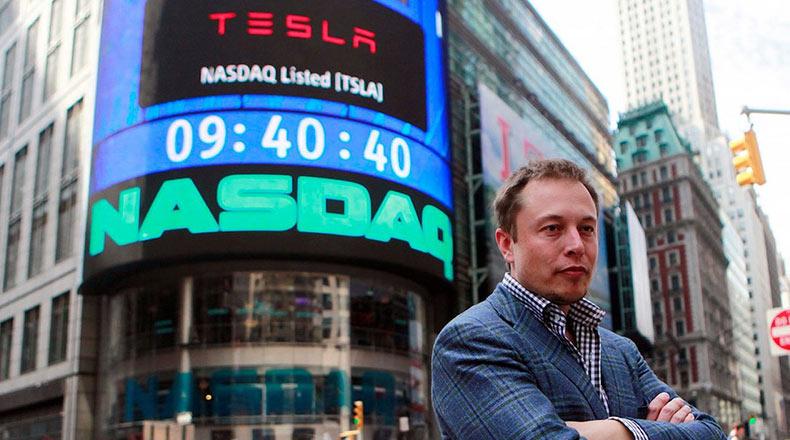 Elon Musk Tesla Suudi Arabistan 2