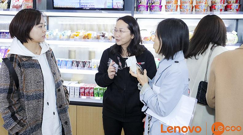 Lenovo Kasiyersiz Market 2