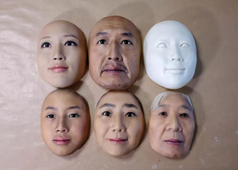 yüz tanıma maske 2
