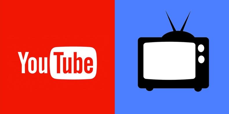 youtube televizyon
