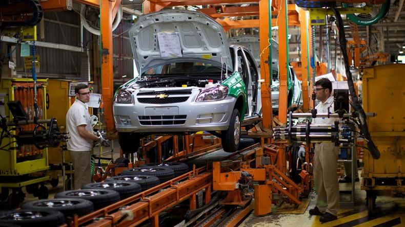 general motors fabrika