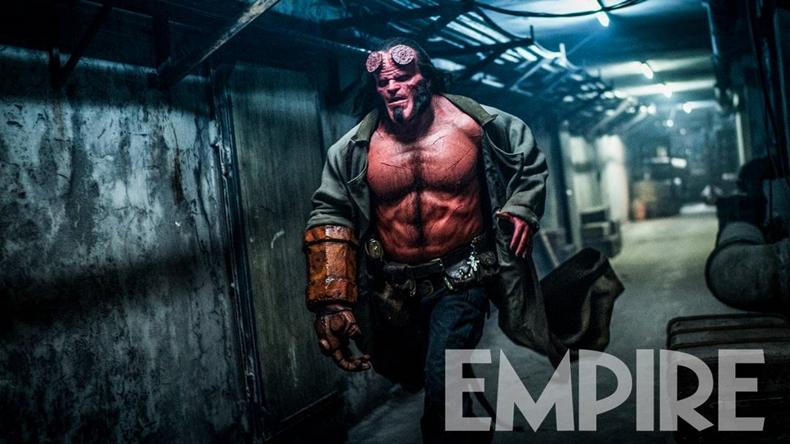 Hellboy david harbor