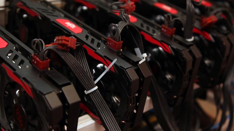 nvidia kripto para madenciliği