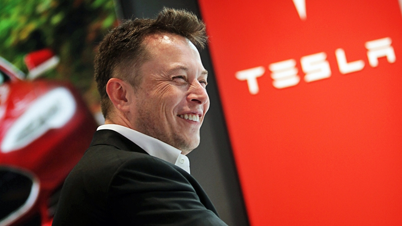 Tesla CEO'su Elon Musk