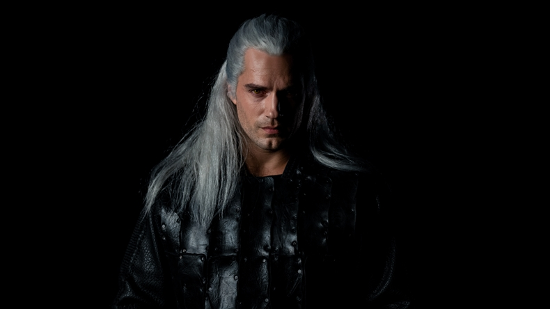 The Witcher Henry Cavill Geralt