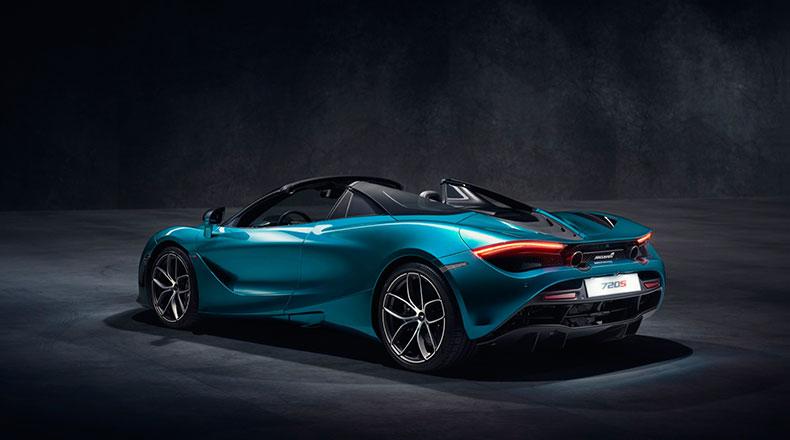 McLaren 720S Spider 3 (2019)