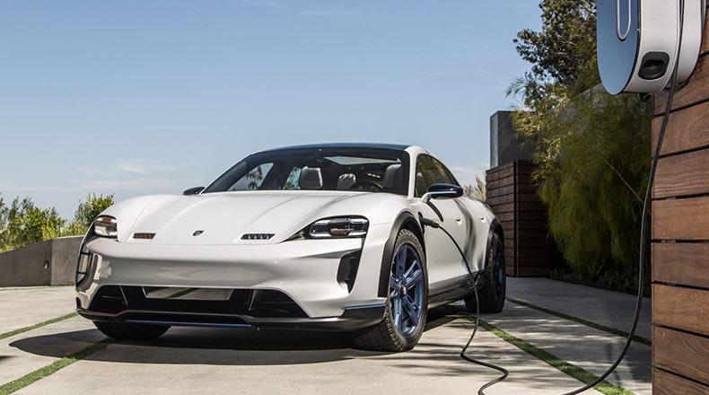ABD Elektrikli Araç Şarj İstasyonları 2