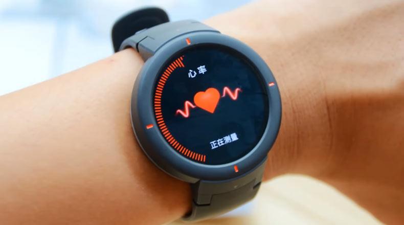 Huami Akıllı Saat Amazfit Verge 2
