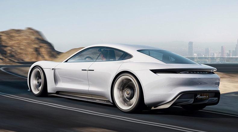 Porsche Taycan Tesla İlgisi 2